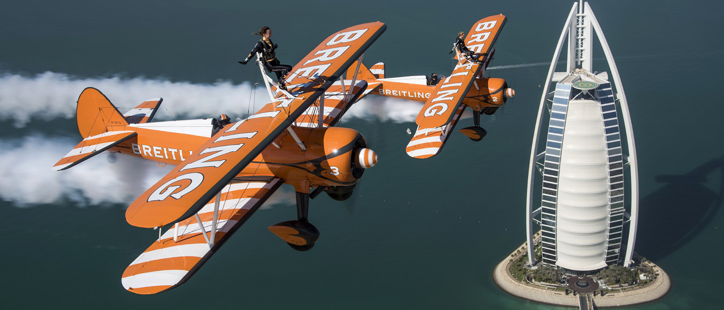 Breitling planes