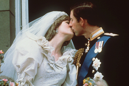 Archive of Charles and Diana's wedding