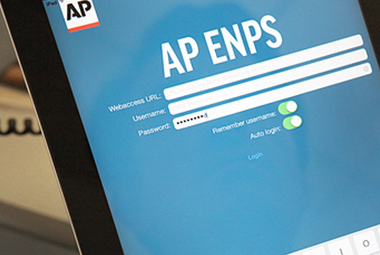Enps News Production System Ap