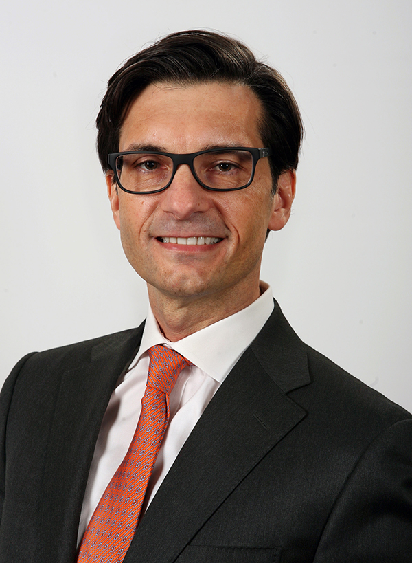 Gianluca D'Aniello, AP's newly appointed chief technology officer