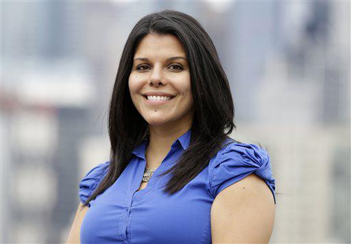 Journalist Vivian Salama