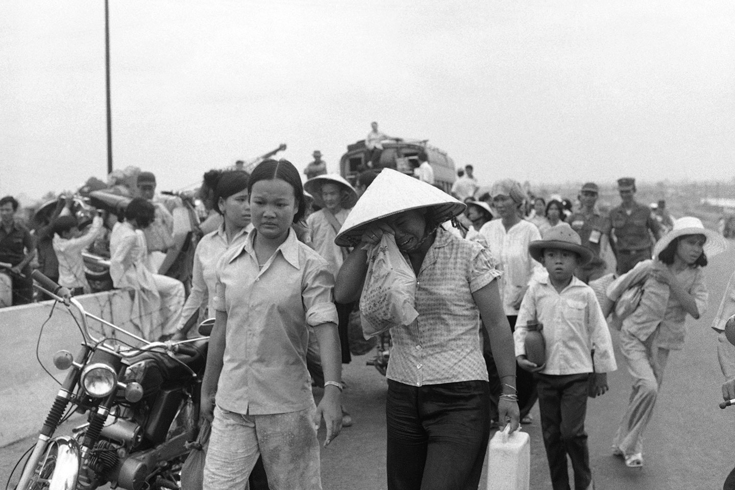 the fall of saigon events and The role of fall of saigon in the history of the united states of america.