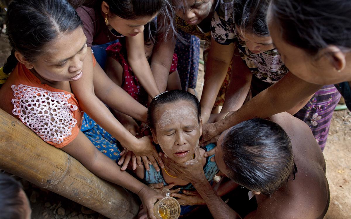 Thai slave